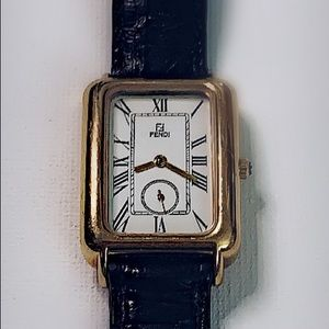 Vintage authentic FENDI watch